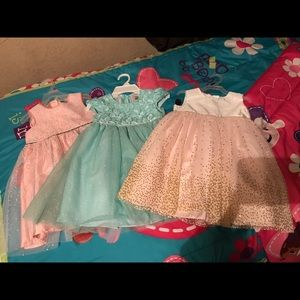 (3) 5t Toddler Dresses Perfect Condition only $18
